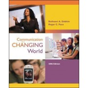 Communication in a Changing World with CD-ROM 2.0 by Bethami A. Dobkin