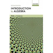Introduction to Algebra by Peter J. Cameron