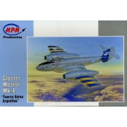 Fuerza Aereo Gloster Meteor Mk.4 Argent. (1:72)