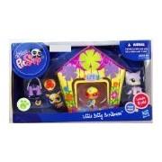 EXCLUSIVE Littlest Pet Shop LPS Little Bitty Birdhouse Playset Includes 2 Pets by Hasbro