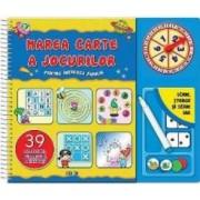 Marea carte a jocurilor pentru intreaga familie