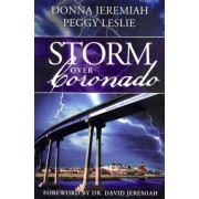Storm Over Coronado by Donna Jeremiah