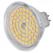 YWXLight MR16 (GU5.3) 5W 60-SMD 2835 450lm 3000K Bombilla blanca caliente del LED