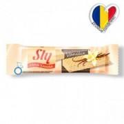 Napolitana cu Crema de Vanilie Sly 20g