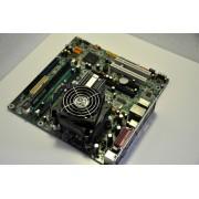 Kit Placa de Baza Lenovo 946GZ + Procesor Core2Duo E4300 + Cooler + Memorie RAM 1GB DDR2 667MHZ Are Audio & Video Integrat