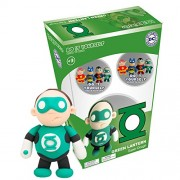 Dc Comics D!Y Super Dough Modelling Clay Green Lantern Lanterna Verde Sd Toys