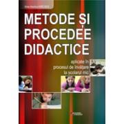Metode si procedee didactice aplicate in procesul de invatare la scolarul mic.