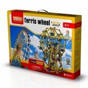Engino MS2 - Mega Strutture: Costruzioni per Ricreare il Modello Ruota Ferris