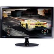 "Monitor Gaming TN LED Samsung 24"" LS24D330HSX, Full HD (1920 x 1080), VGA, HDMI, 1 ms (Negru) + Ventilator de birou Esperanza EA149K, USB, 2.5W (Negru)"