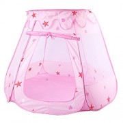 Vi.yo Baby Toy Tents Outdoor and Indoor Kids Ocean Ball Pit Pool Toys Baby Girls Fairy House Playhut Tent Princess Play Tent