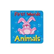 Animal First Words: Book 1