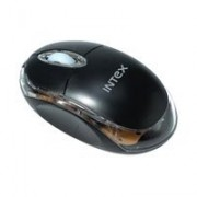 Intex Mouse Opti Little Wonder Black PS2