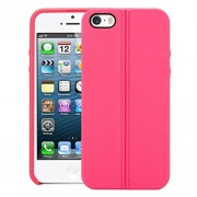 iPhone 5s Case, Quicksand Slim fit, Flexible, Tough and Protective Back Case Cover For Apple iPhone 5s - Pink