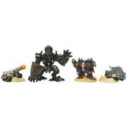 Transformers Movie 2 Robot Heroes - Battle of the Fallen Scene