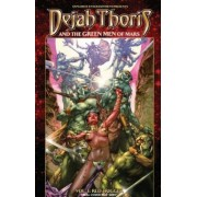 Dejah Thoris and the Green Men of Mars: Red Trigger Volume 3 by Jethro Morales