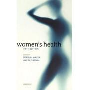 Women's Health by Deborah Waller