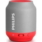 Boxa portabila Bluetooth Philips BT50 Gri Rosie