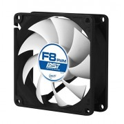 Case acc Fan 8cm Arctic F8 PWM PST VPack