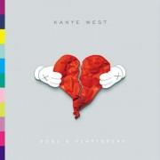 Kanye West - 808s & Heartbreak (0602517872790) (1 CD)