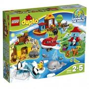 LEGO DUPLO - Alrededor del mundo, multicolor (10805)