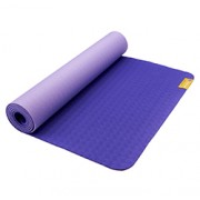 EARTH ELEMENTS YOGA MAT (Violet) (24in x 72in x 3/16in) 61cm x 183cm x 5mm