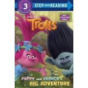 Trolls Deluxe Step Into Reading (DreamWorks Trolls)