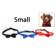 Papillon per cani o gatti SMALL con cinturino regolabile