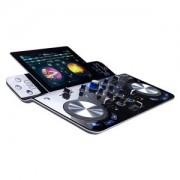 Consola mixaj audio Hercules DJ Control Wave pentru iPad