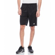 adidas Basketball Shorts Black Black White