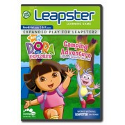 Leap Frog Leapster® Learning Game Dora's Camping Adventure - Juego (Educativo, EC (Niños), ENG)