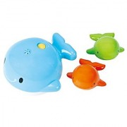 PlayGo Happy Whale Family (No Magnet)
