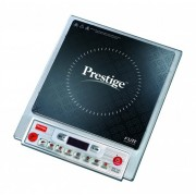 Prestige PIC 1.0 Deluxe Induction Cooktop(Black, Push Button)