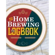 Home-Brewing Logbook by Cider Mill Press