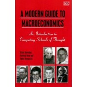 A Modern Guide to Macroeconomics by B. Snowdon