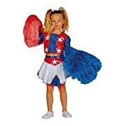 Wilbers Cheerleader Galaxy Kids Costume (13-14 Years)