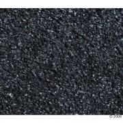 Pietriș negru lucios - 15 kg