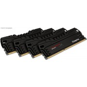 Kingston XMP Beast Series HyperX 32GB(8GBx4) 1600MHz DDR3 CL9 Desktop Memory Module