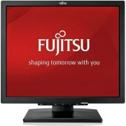 "Monitor IPS LED Fujitsu 19"" E19-7, SXGA (1280 x 1024), VGA, DVI, 8 ms (Negru)"