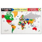 Melissa & Doug Countries of the World Write-A-Mat