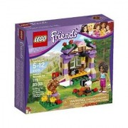 Lego Friends Andreas Mountain Hut 41031 Building Set