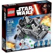 Lego Klocki LEGO Star Wars 75100 First Order Snowspeeder