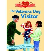 The Veterans Day Visitor by Peter Catalanotto
