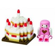 Nanoblock Mini Set ML-023 - Happy Birthday Girl (non-LEGO (japan import)