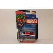 Marvel Universe Diecast Collection - Spider-Man (Street Speeder)