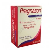 Pregnazon Health Aid 90 comprimidos de liberaci
