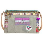 Desigual Toulouse Military Deluxe Tasche