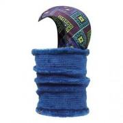 Buff Neckwarmer & Head-Liner Buff KADSU/TWILIGHT BLUE