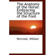 The Anatomy of the Horse by Percivall William