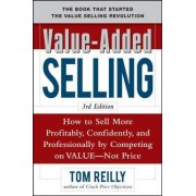 Value-Added Selling by Thomas P. Reilly