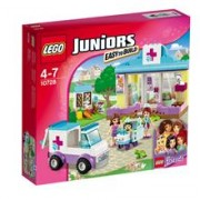 Lego Juniors Clinica Veterinara A Miei L10728